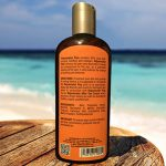aloe burn relief pure aloe gel back lotion background