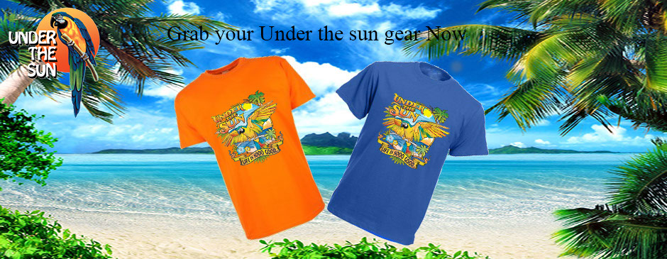Sunscreen Lotion - Under The Sun Tanning Products